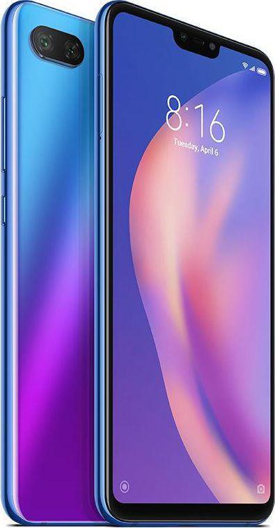 Xiaomi Mi 8 Lite 6/128GB niebieski