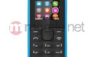 Nokia 105 Niebieski