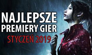Najlepsze Premiery Gier Styczeń 2019 - Resident Evil 2, Tropico 6, Kingdom Hearts III