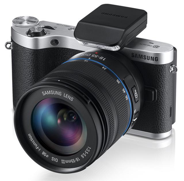 Samsung NX300 dostępny dla polskich miłośników fotografii