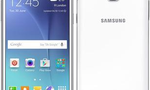 SAMSUNG GALAXY J5 LTE (J500) WHITE