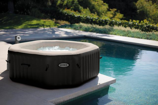4-osobowe dmuchane jacuzzi Intex Pure Spa 28454