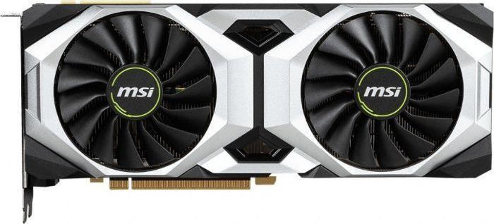 MSI GeForce RTX 2080Ti Ventus GP 11GB GDDR6 (RTX 2080 Ti VENTUS GP)