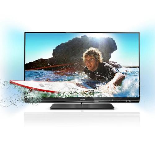 Philips 55PFL6007K/12 LED 3D
