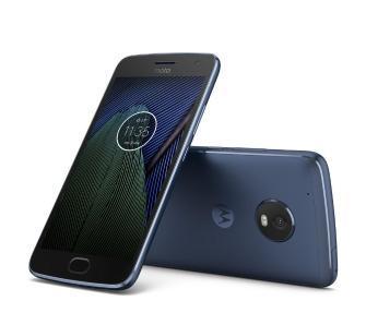 Motorola Moto G5 2GB (niebieski) + karta pamięci 32GB