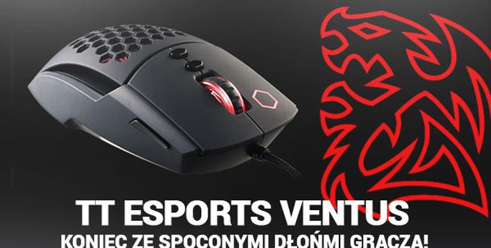 Tt eSPORTS Ventus - Koniec Ze Spoconymi Dłońmi Gracza!