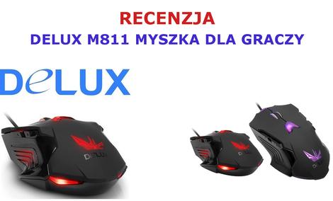 Recenzja Delux M811 - Tania Mysz Dla Graczy