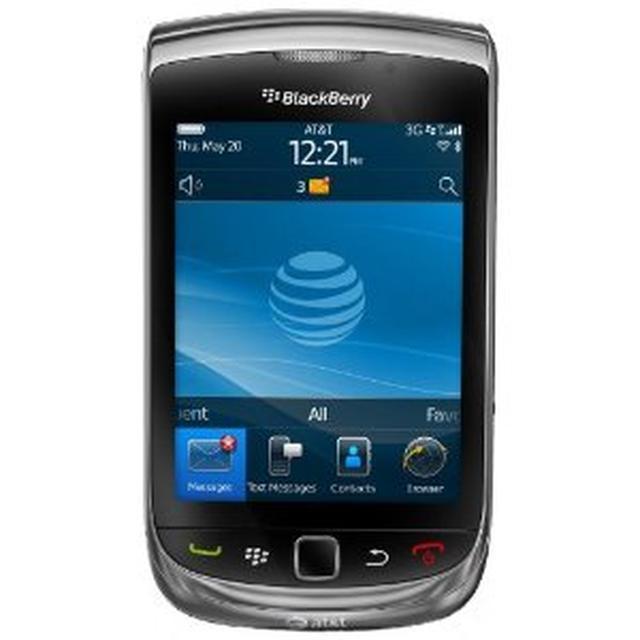 BlackBerry Torch 9800 jest już dostępny na polskim rynku