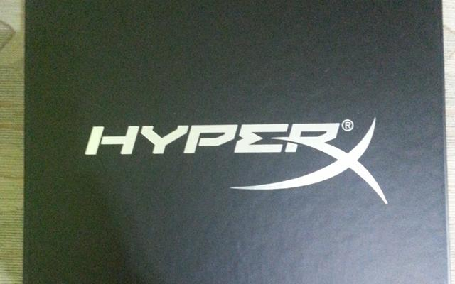 Kingston HyperX Cloud I logo hyperX