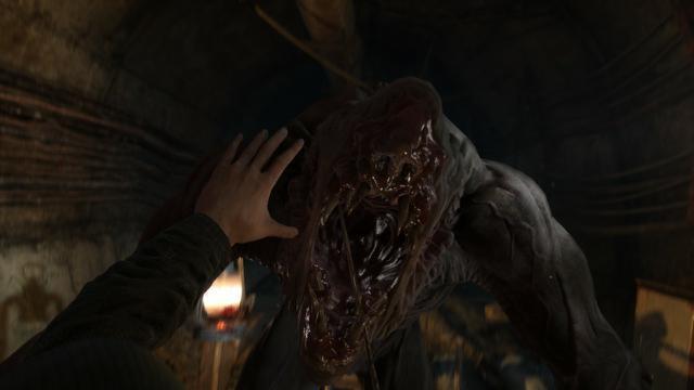 Metro Redux Potwór