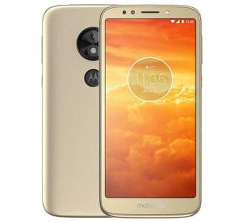 Motorola Moto E5 Play 1GB Dual SIM (złoty)