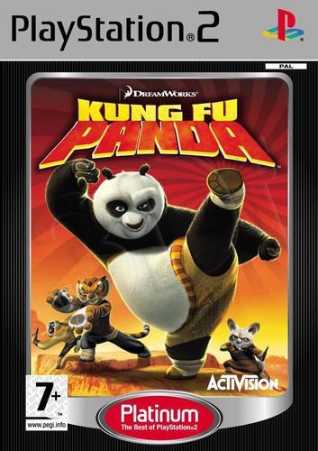 Activision Kung Fu Panda Platinium