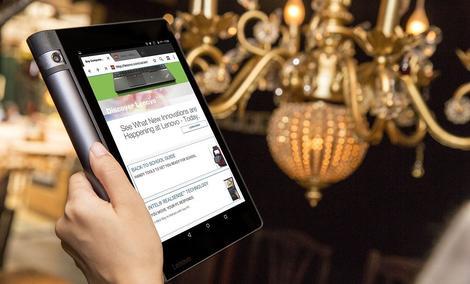 LENOVO YOGA Tab 3 - Nietuzinkowy Tablet Prosto z IFA 2015