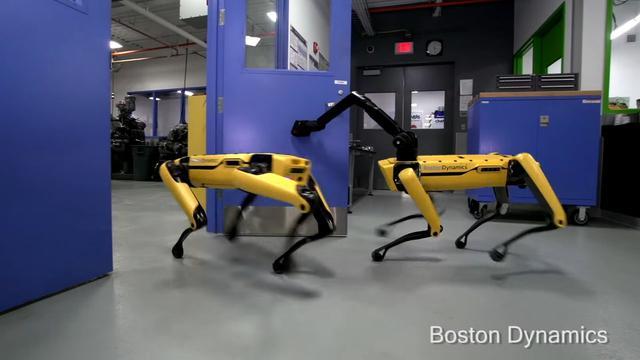 Robotyka Idzie do Przodu - Zobacz Co Potrafi SpotMini