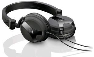 AKG K518 czarne Słuchawki DJ