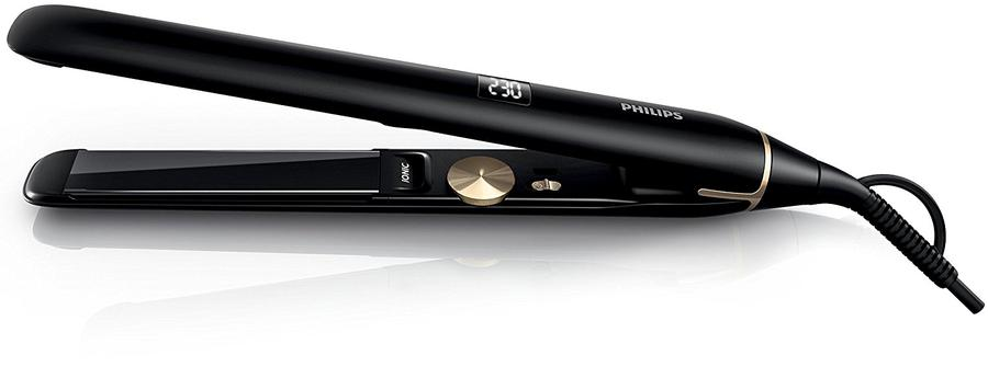 czarna prostownica Philips Pro HPS930/00