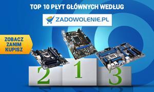 Jaką Płytę Główną Kupić? Ranking TOP 10 Według Zadowolenie.pl