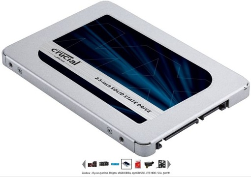 Szybki dysk SSD w PC na prezent dla dziecka