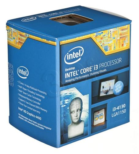 CORE i3 4130 3.4GHz LGA1150 BOX
