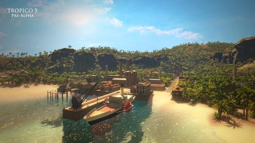 CD Projekt Red Tropico 5 PC (napisy PL)