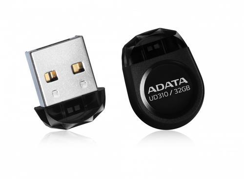 A-Data DashDrive Durable UD310 32GB USB2.0 czarny - micro