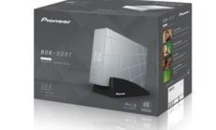 Pioneer BLU-RAY RECORDER ZEW USB3.0 X09T Retail