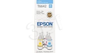 EPSON Tusz Niebieski T66424=C13T66424A, 6400 str., 70 ml