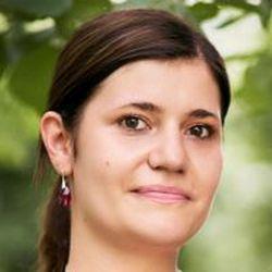 Magdalena Połczyńska - Redaktorka