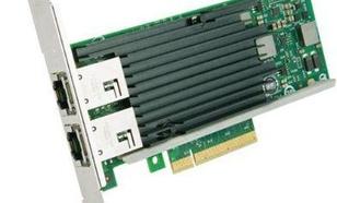 Ethernet Converged X540-T2 2xRJ45 10GbE 10GBASE-T bulk X540T2BLK