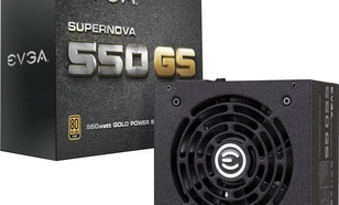 EVGA SuperNOVA GS 550 80 Plus Gold (220-GS-0550-V2)