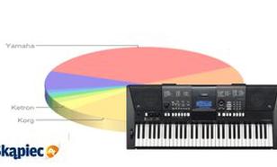 Ranking instrumentów klawiszowych - czerwiec 2012