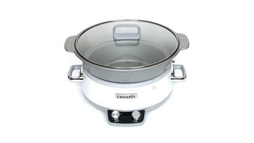 Crock-Pot 6L Duraceramic Saute CSC027X
