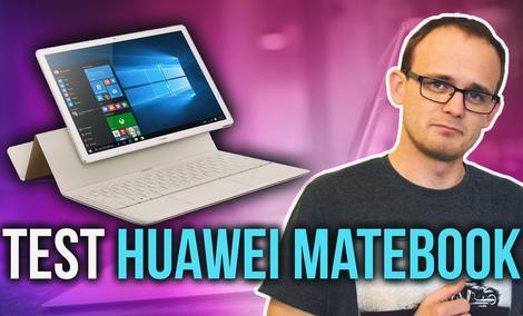 Recenzja Huawei Matebook - Hybryda od Huawei`a