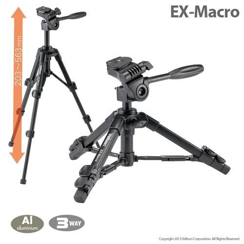 Velbon Statyw Velbon EX-Macro