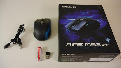 Gigabyte Aire M93 ICE