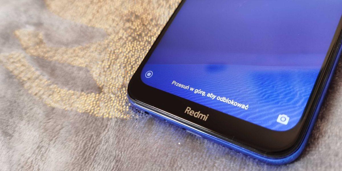 Redmi Note 8T pozwala płacić zbliżeniowo za pośrednictwem NFC