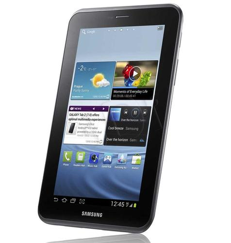 Samsung Galaxy Tab 2 7.0 (P3100) 8GB 3G silver