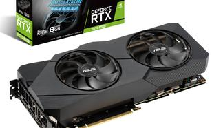 Asus GeForce Dual RTX 2070 Super O8G Evo 8GB GDDR6