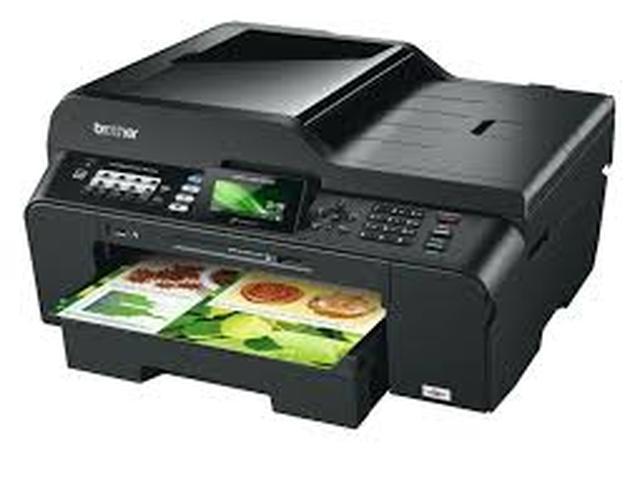Brother MFC-J6510DW - szybkie, bezprzewodowe drukowanie