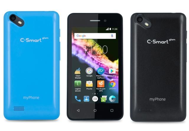 c-smart od myphone