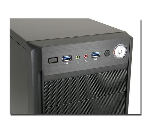 LC-Power OBUDOWA 7024B LC420H-12 420W 2X USB 3.0 HD-AUDIO