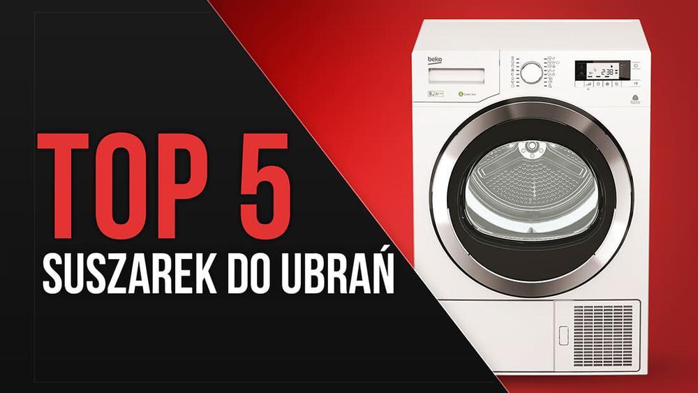 TOP 5 Suszarek do Ubrań - Ranking Przydatnych Urządzeń AGD