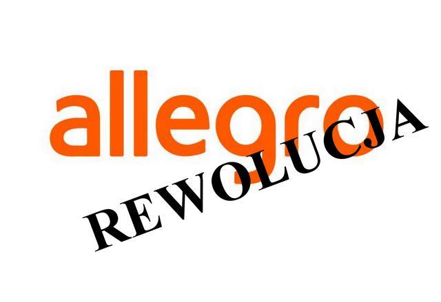 Nadchodzi Wielka Rewolucja Allegro