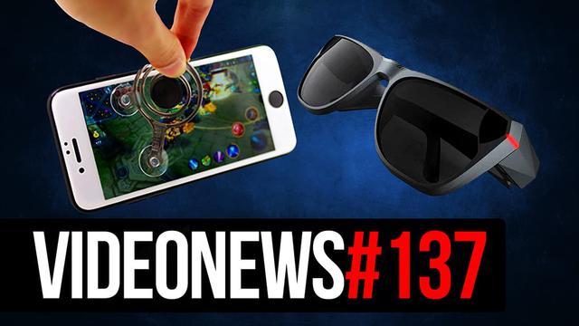 Okulary Streamera, Mario VR, Microsoft Walczy - VideoNews #137