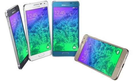 Samsung GALAXY Alpha - Ciekawy Smartfon Samsunga