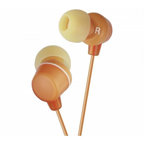 JVC Słuchawki HA-FX23 orange