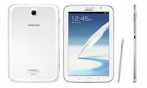 Samsung GALAXY Note 8.0 - nowy, zaawansowany tablet