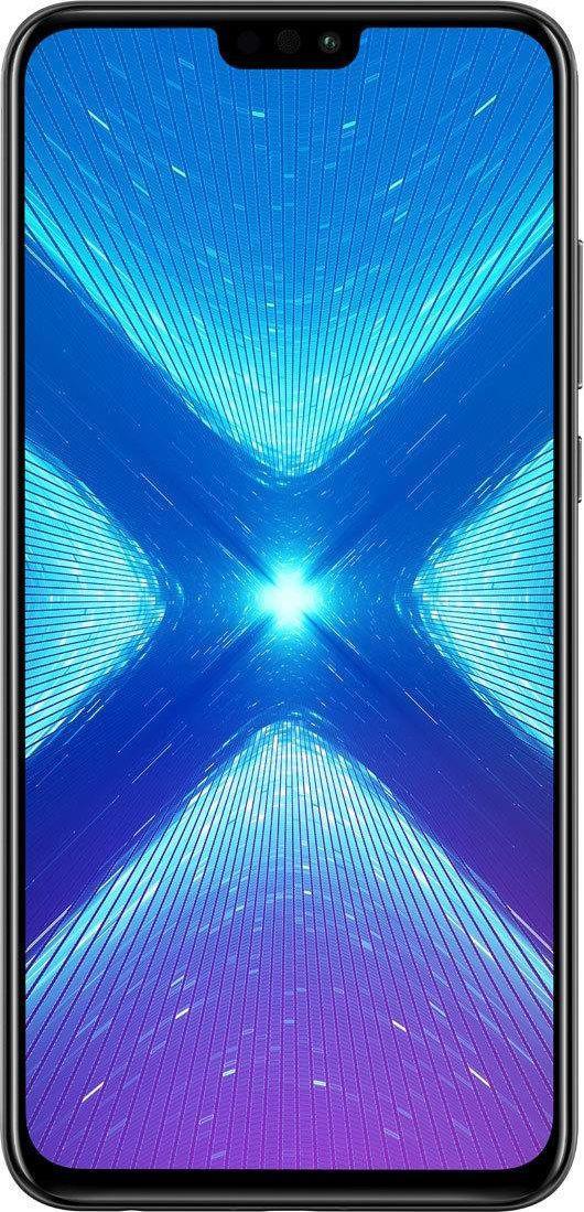 HONOR 8X 64GB Niebieski (51092XYE)