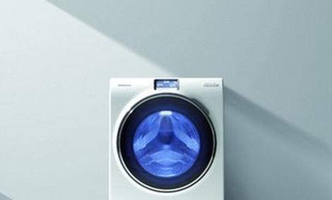 Samsung Crystal Blue - nowoczesne pralki z panelem dotykowym