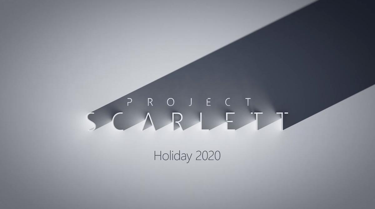 Xbox Scarlett zadebiutuje w okolicy świąt 2020 roku